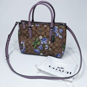 Coach Surrey Lily Caryall Satchel Crossbody Tote